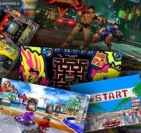jeux video vintage